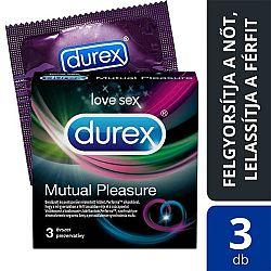 Durex Performax - intenzívna rozkoš (3 ks)
