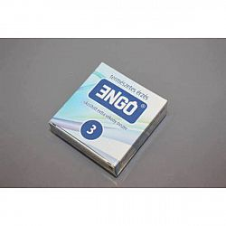 ENGO - Extra thin condom with lubricant (3pc)