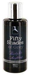 Fifty Shades og Grey Ready for Anything - lubrikačný gél na báze vody (100ml)