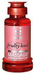 Fruity Love Hot - jahodyvíno, 50ml