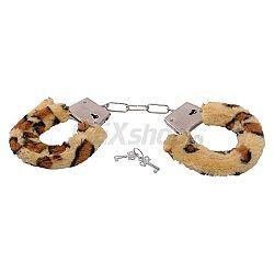 Furry Handcuffs Leo