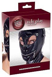 Imitation Leather Mask