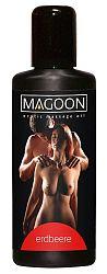 Jahodový masážny olej (100 ml)