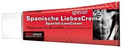 JoyDivision Spanische Liebes Creme - intímny krém pre mužov aj ženy  (40ml)