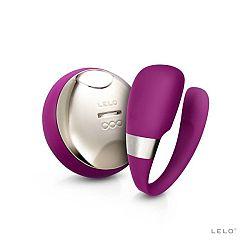 LELO Tiani 3dielny párový vibrátor (fialový)