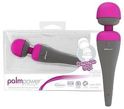 PalmPower masážny vibrátor s výmennou hlavicou