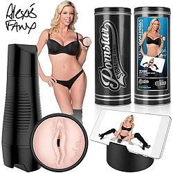 Pornstar Series - Alexis Fawx Oplaadbare Vibrerende Vagina