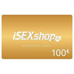 Sexshop Darčekový poukaz v hodnote 100 €