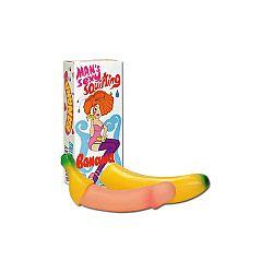 Smiešny banány