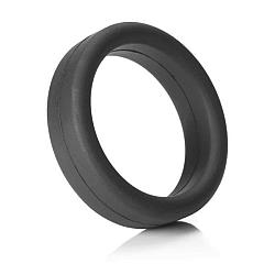 Tantus Super Soft C Ring - krúžok na penis (čierny)