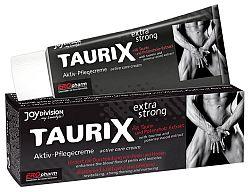 TauriX extra silný krém na penis