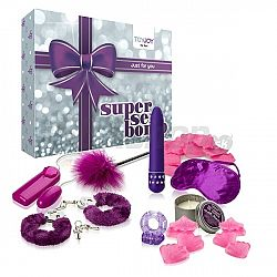 ToyJoy Super Sex Bomb Purple