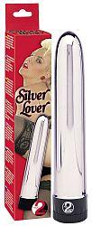 You2Toys Silver Lover - vibrátor (19 cm)